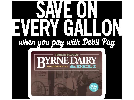 Byrne Dairy Debit Pay